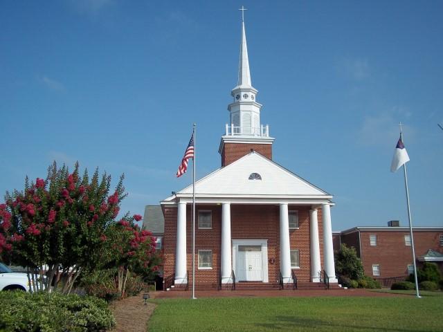 First Baptist Church North Myrtle Beach Sc