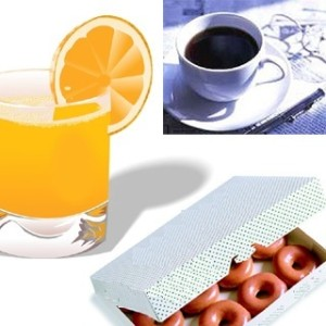 coffee-donuts-juice